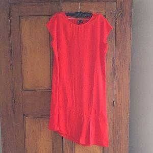 Tomato 🍅 red dress
